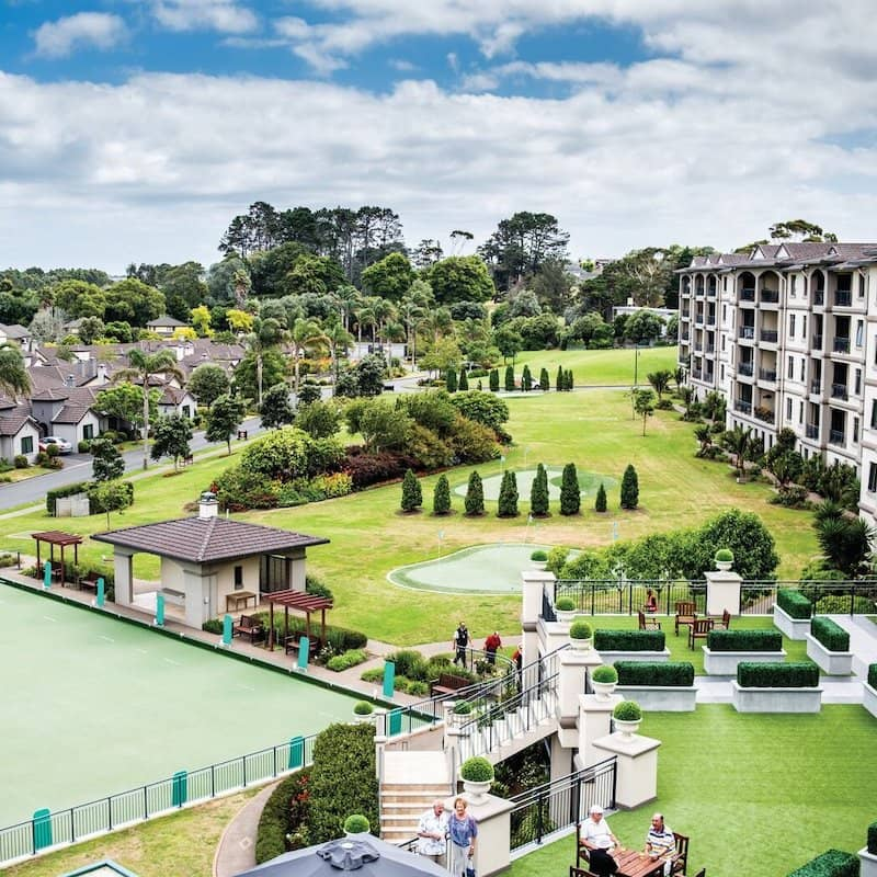 retirement village in new zealand